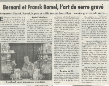 Lire l'article de presse