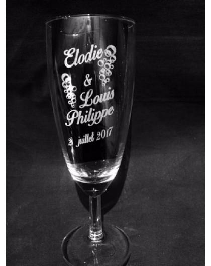 Mariage Bulle de Champagne